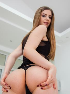 Ass brunette stella-cox