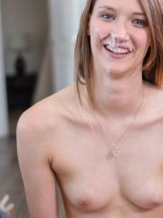 Long legged Sophia Wilde desires to take a walk on the casting couch