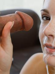 Hot and ready Aly Monroe is ready to take a ride on the casting couch