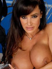 Lisa Ann and Jayden Cole spent the afternoon together and enjoyed every moment!