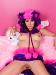 Hot furry teen Scarlet Starr gives you her tight pussy