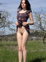 Femjoy's Vani L in Out in the Fields