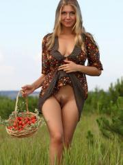 Femjoy's April E in Strawberries