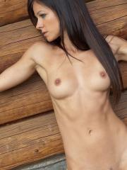 Femjoy's Melisa shows off her super sexy nude body