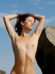 Femjoy's Elle in came from the sea