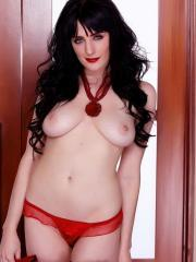 Pictures of Samantha Bentley giving you a naughty treat