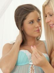 Joymii's Candy B and Caprice in Real Love