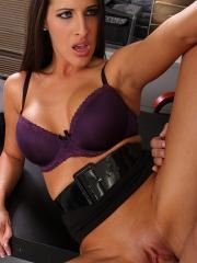 Kortney Kane is plowed by a thick dick!