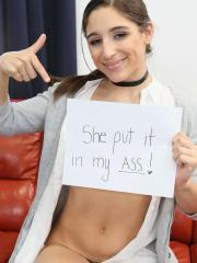 Abella Danger and Corey Chase in Mind Fuck Backdoor Psychology
