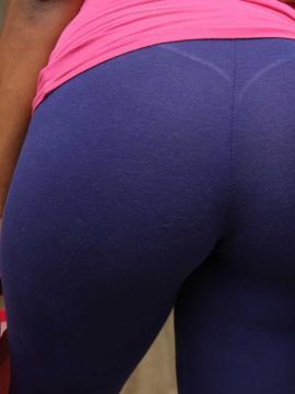 Chanell Heart gives up her thick booty