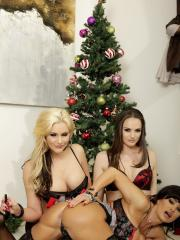 Christmas comes early and Phoenix, Tori and Lisa have an early gift for you!