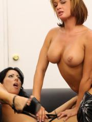 Pictures of some kinky lsbian fun with Tory Lane and Zoey Holloway