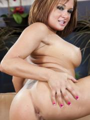 Pictures of Tory Lane stripping and masturbating