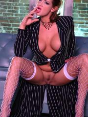 Pictures of Tory Lane being classy and slutty at the same time